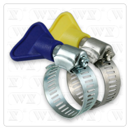 HF-2303 Butterfly Hose Clamps